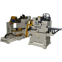 Buy cheap Hard Alloy Stamping Cubic Hydraulic Press NC Leveller Feeder / Pipe Polishing Machine from wholesalers