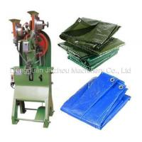 Wholesale Automatic Tarpaulin Punching & Eyeleting Machine (JZ-989GD-T) from china suppliers