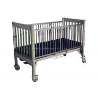 Buy cheap Height Adjustable Pediatric Hospital Bed , Toddler Hospital Bed Full Length Guard Rails from wholesalers