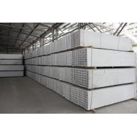 Buy cheap Fire Resistant Fiber Hollow Core Precast Concrete Floor Panels Partition Wall Board from wholesalers