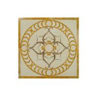 Buy cheap Marble waterjet medallion from wholesalers