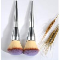 Wholesale Oval Cosmetic Foundation Brush 19 cm Total Length 4.5 cm Hair Length from china suppliers