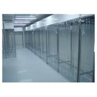 Buy cheap Stainless Steel Class 100 Pharmacy Clean Room With PVC Plastic Curtain Wall from wholesalers