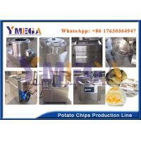 Buy cheap Good Quality Potato Production Promotion Potato Sticks Making Machine for Sale from wholesalers