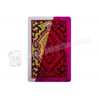 Buy cheap Kem Paisley Plastic Playing Cards For Perspective Glasses Gambling from wholesalers
