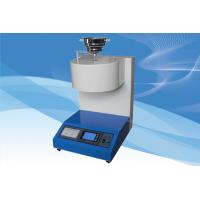 Buy cheap ISO1133 melt flow index mfi testing machine from wholesalers