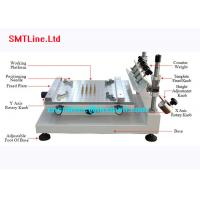 Buy cheap Table Top Led 	SMT Stencil Printer Pcb Screen Printing Machine 12KG Weight from wholesalers