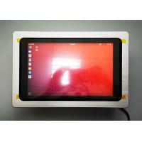 Buy cheap 2 RJ45 LAN Port Embedded Touch Panel PC 10.1'' 1280x800 Linux Ubuntu 18.04 IP65 from wholesalers
