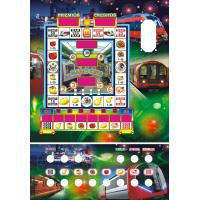 Buy cheap Stable Arcade Game Pcb For Metro Esta And Super Millionare Plus Mario Slot Machine from wholesalers