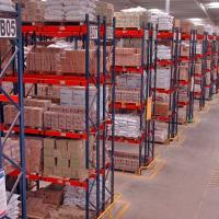 Buy cheap Heavy duty automatic metal steel warehouse rack pallet racking system from wholesalers