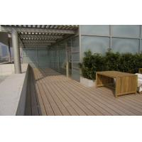 Buy cheap Environmental WPC Decking Floor Engineered For Corridor & Decoration from wholesalers