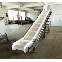 Buy cheap Plastic Chain Belt Conveyor Automation High Elasticity Wear Resistance from wholesalers
