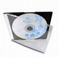 Buy cheap Blank CD-R with 700MB/52X/80 Min., A Grade from wholesalers