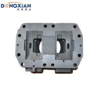 Buy cheap Excavator Spare Part Hydraulic Main Pump Head Cover Suitable For A8VO80 HPV118 HPV102 from wholesalers