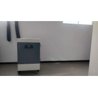 Buy cheap Sturdy 2400m3/H Laboratory Fume Extractor With HEPA Filter from wholesalers