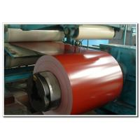 Buy cheap Cold Rolled Prepainted Galvanized Steel Coil/pre Painted Hot Dip 55% Alu Zink Red Coated Steel In Coil from wholesalers