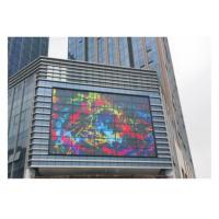 Buy cheap High Gray Scale Transparent Glass Led Display , Full Color Clear Led Screen from wholesalers