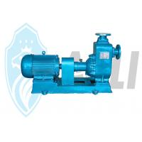 China Clear Water Small Self Priming Water Pump Engine Driven Single Stage on sale