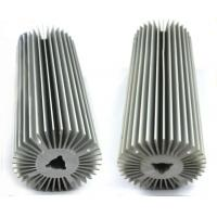 Buy cheap Natural Oxidation Treatment Aluminum Heatsink Extrusion Profiles For Radiator from wholesalers