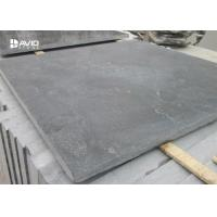 Wholesale Grey Natural Limestone Tiles For Kitchen / Bathroom Floor Sound Insulation from china suppliers