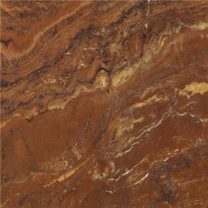 600x600mm 800x800mm Dark Brown Ceramic Tiles Manufactures