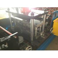 Buy cheap 10 M / Min Metal Fire Damper Roll Forming Equipment With 3 Tons Manual Uncoiler from wholesalers