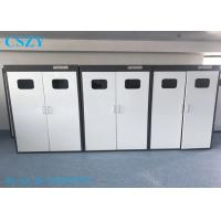 Buy cheap 900X450X1800mm All Steel Lab Gas Cylinder Storage Cabinet for 2 Bottles from wholesalers