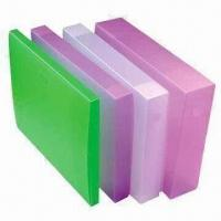 Buy cheap A4 File Boxes, Made of PP Sheets from wholesalers