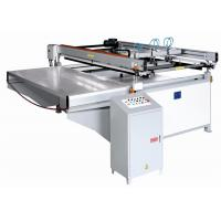 Buy cheap Large Size Semi Automatic Printing Machine Four Post Lift Table Structure from wholesalers