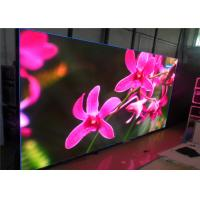 Buy cheap Vivid Image P10 Indoor Led Display , Multi Functional Led Hd Screen SMD3528 from wholesalers