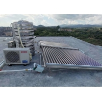 Wholesale Household Solar Water Heater Evacuated Tube Collector 25-50 T / 58X1800 from china suppliers