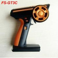 Buy cheap Flysky FS-GT3C 2.4G 3CH Gun RC System LED Screen Transmitter with Receiver For RC Car Truck Boat from wholesalers