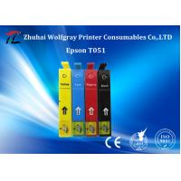 Buy cheap Special Color Continuous Ink cartridge for Epson T051 from wholesalers