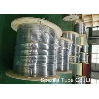 Buy cheap TP316Ti  Stainless Steel Pipe Coil , Stainless Steel Cooling Coil Wst 1.4571 UNS S31635 from wholesalers