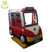 Buy cheap Hansel outdoor play area walking toy children coin kiddie ride from wholesalers