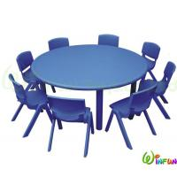Buy cheap Plastic Kids Tables and Chairs (WF-102C) from wholesalers