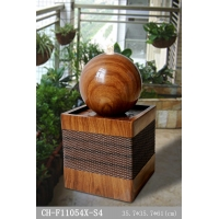 Buy cheap Small Rectangle Base Gmodern Outdoor Wall Fountain from wholesalers