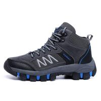 Buy cheap Rubber Outsole Hiking Sport Shoes Cotton Fabric Lining Sweat Absorbant from wholesalers