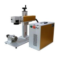 Buy cheap Small CNC Laser Engraving Machine / Tabletop Handheld Laser Engraver from wholesalers