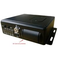Buy cheap Real time Monitoring Car GPS Tracking SD Card Mobile DVR 3G / WIFI from wholesalers