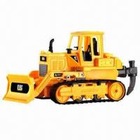 Buy cheap 1:45 6CH RC Construction Car Wire Control Toy, EN71, EN62115, ASTM, HR4040 Standards from wholesalers