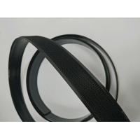 Buy cheap Good quality 25mmm black colour custom Rigid velcro Hook curtain tape from wholesalers