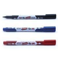 Buy cheap Home Slim Permanent Marker Pens For Business Gifts , Washable Marker Pens from wholesalers
