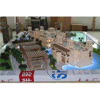 China Architectural scale model for Egypt real estate developer, 3d miniature model on sale