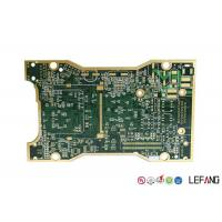 Wholesale ENIG Surface Multilayer PCB Board 10 Layers Automobile Diagnosis Equipment Applied from china suppliers