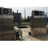 Buy cheap 50000m3 / Day UV Sterilization System Open Channel Killing Bacteria / Virus from wholesalers