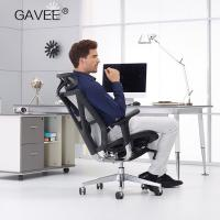 Buy cheap Nylon Casters Office Furniture Conference Room Chairs Gray With Black Color from wholesalers