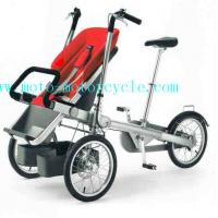 Wholesale Foldable Plastic Mother And Baby Stroller Bike , 107*28*68 cm from china suppliers