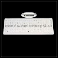 Buy cheap Ip67 Wired Computer Keyboard , Industrial Silicone Compact Layout Keyboard from wholesalers