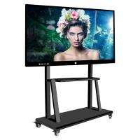 Buy cheap Meeting room LCD whiteboard 4k resolution smart interactive board from wholesalers